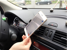 Car air conditioning outlet Mobile phone support car navigator holder Suitable for iphone for samsung