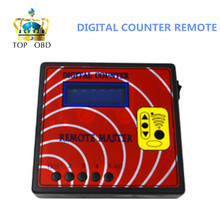 2017 HOT!! DIGITAL COUNTER REMOTE MASTER 10 Generation frequency display, remote control copy, regenerate RF copy Auto tool