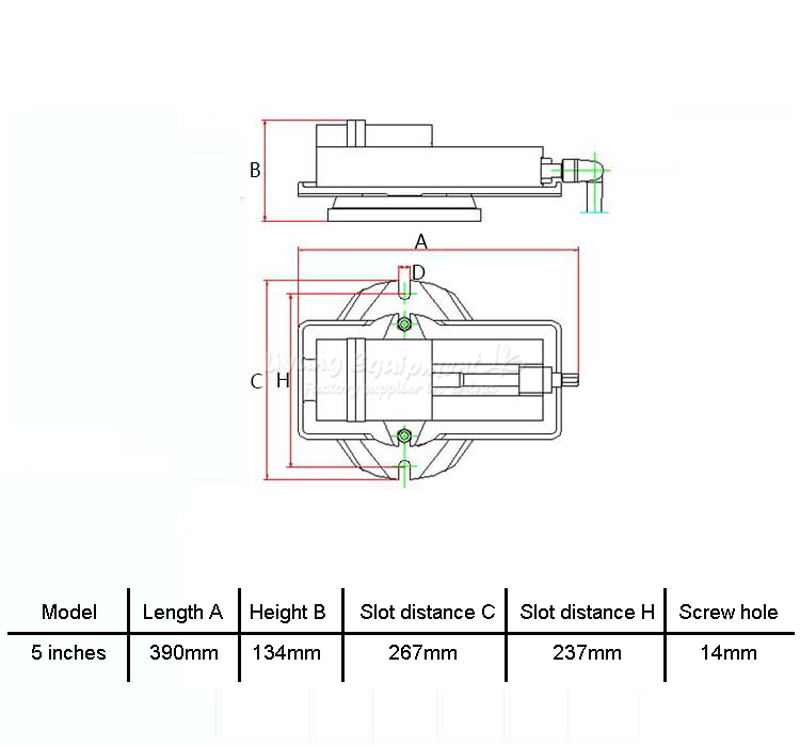 angle fixed clamp (6)