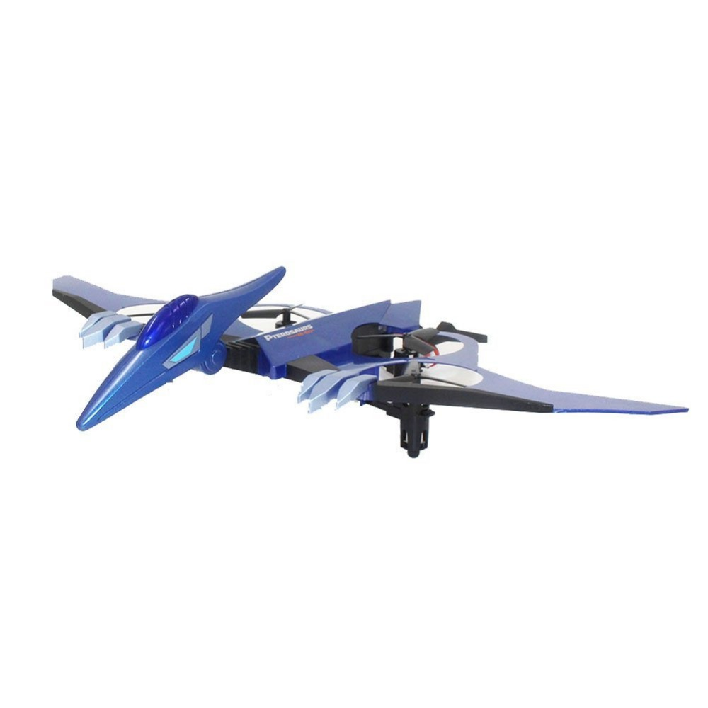 RC Drone JXD 511V RC Drone with 0.3MP HD Camera 2.4G 4CH 6-axis-gyro Quadcopter As Kid Gift-Blue