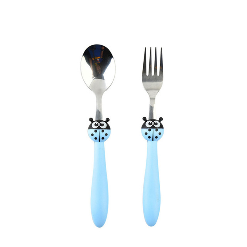 Keythemelife-2pcs-set-Cartoon-Ladybugs-Kids-Dinnerware-Sets-Children-Tableware-Suit-Stainless-Steel-Fork-Set-2D.jpg_640x640 (1)
