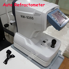 Auto Refractometer 110-220V Measurement Steady Accurate LCD Color Display Auto Refractometer(China)