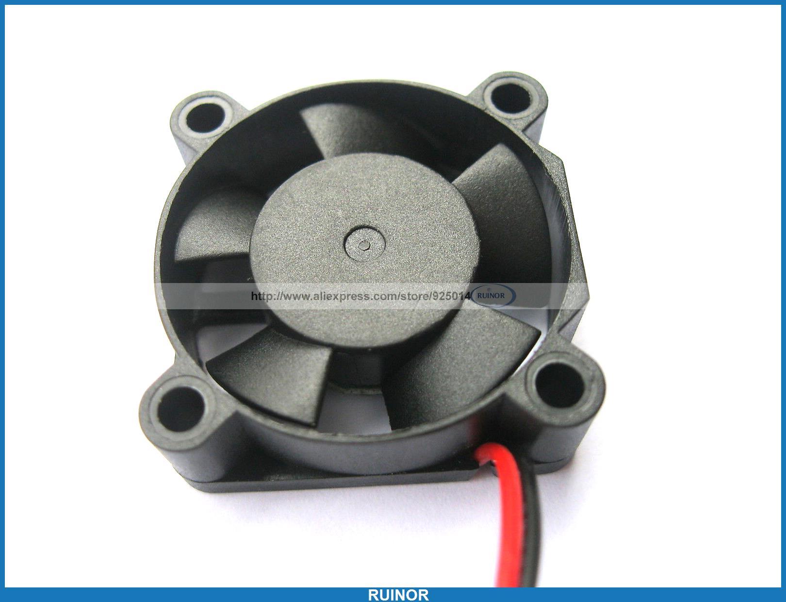 10 Pcs Brushless DC Cooling 5 Blade Fan 3010s 5V 30x30x10mm 2 Pin<br><br>Aliexpress
