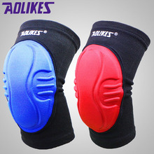 New Thickening Kneepad Football Volleyball Extreme Sports Knee Pads Eblow Brace Support Lap Protect Cycling Knee Protector 1pcs(China)