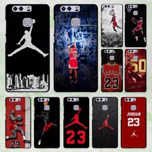 Hot sale forever michael jordan design hard black Case Cover for Huawei P8 P9 lite P9 Plus p10 P10 lite P10 Plus P7 Mate9 Mate8