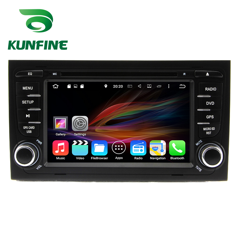 Android Car DVD GPS Navigation Multimedia Player Car Stereo For Audi A4S4RS4 2002-2008 Radio Headunit (2)