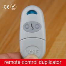 came remotes Universal Garage Door Fixed Code RF Remote Control CAME TOP 432NA 2 button (with battery) Free Shipping