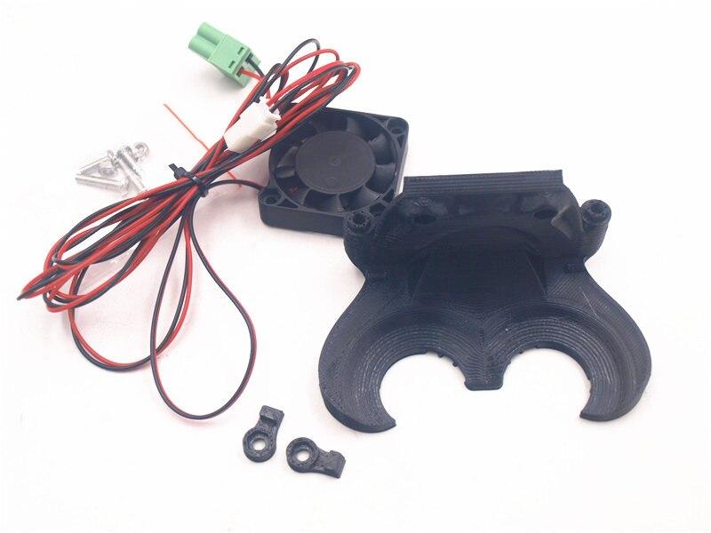 FlashForge CTC Active Cooling Fan Duct 4 Replicator Wanhao Qidi w//MOSFET