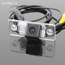 Lyudmila FOR Audi A8 A8L S8 D3 4E 2002~2007 / Car Rear View Camera / HD CCD Night Vision / Reversing Back up Parking Camera(China)