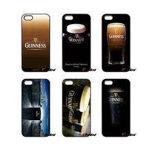 For iPod Touch iPhone 4 4S 5 5S 5C SE 6 6S 7 Plus Samung Galaxy A3 A5 J3 J5 J7 2016 2017 Guinness Beer Print Logo Case Cover