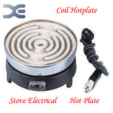 Free Shipping Stove Electrical Piastra Elettrica Per Cottura Coil Hotplate 300W Hot Plate Cook Plaque Chauffante diameter