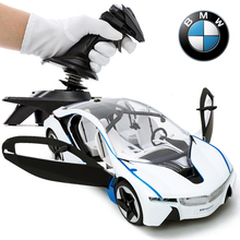 New Arrival I8 VED Rc Drift Car 3.5 Channels 1:14 Electric Car Ready-to-go(China)