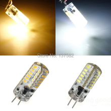 High Power SMD3014 3W 6W DC 12V G4 Led Lamp Replace 10w 30W halogen Lamp 360 Beam Angle LED Bulb Lamps Warranty Free Shipping