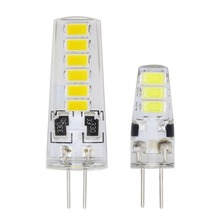 10pcs/lot Full New 5733 SMD led lamp 3W 6W Lampada led G4 corn light chandelier DC12V Auto Car spolight Bombillas(China)