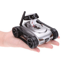 Newest RC Car Mini RC tank toy remote WiFi FPV Accessories Controlled by IPhone/Android/IOS by xiaomi RC Remote Control Tank(China)