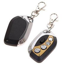 Hot 1PC 433MHz Wireless Auto Remote Control Duplicator Frequency Adjustable Keychain