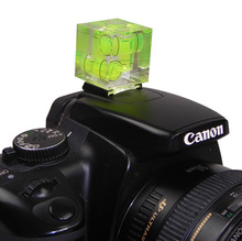 Triple 3 Axis Bubble Spirit Level Camera Hot Shoe Canon Nikon Pentax DSLR - Max-digitaldslr Store store
