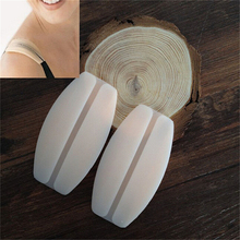 Best Selling New Arrival 1 Pair Soft Silicone Non-slip Bra Strap Cushions Holder Shoulder Pads Relief Pain