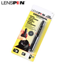 Hot Original LENSPEN LP-1 Dust Cleaner Camera Cleaning Lens Pen Brush kit for Canon Nikon Sony Filter DSLR SLR DV