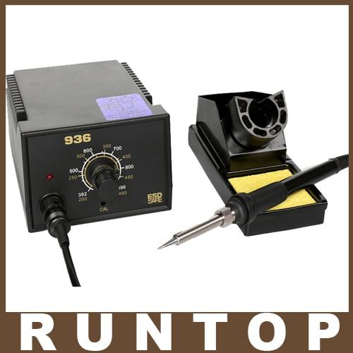 110/220V US/EU Plug 75W 936 Electric Soldering Station Digital Solder Irons Welding Machine<br><br>Aliexpress