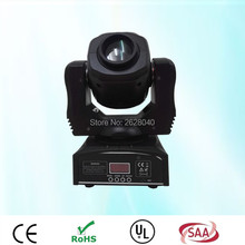 New Hot Stage Disco light 60W LED mini moving head Light 11 channels stage lights effect Dmx 512 Sound Control Auto Rotat