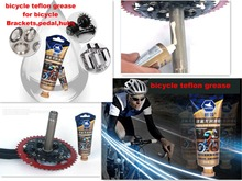 1 bottle bicycle teflon grease Premium Grease Synthetic Teflon lube oil for Bottom Brackets Tube Bearing Lubricat Repair tool
