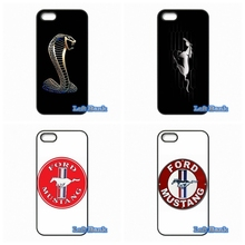 Ford Mustang Logo Hard Phone Case Cover For Huawei Ascend P6 P7 P8 Lite P9 Mate 8 Honor 3C 4C 6 7 4X 5X G7 G8 Plus