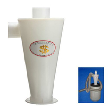 High Efficiency Cyclone Powder Dust Collector Filter Top Quality For Vacuums IA1 #254191(China)