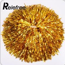 Relefree Game pompoms practical cheerleading cheering pom poms Apply to sports match and vocal concert Party Club Decor
