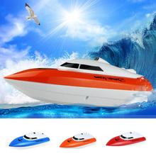 RC 4 Channels Waterproof Mini speed boat Airship CP802 as gift for children radio control toys(China)