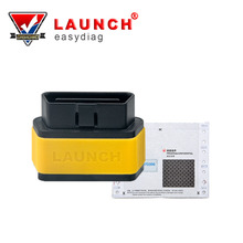 Launch X431 EasyDiag&Plus 2.0 code reader with 2 Free Vehicle Software OBDIIOriginal easy diag 2.0 & plus for Android ios