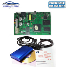 Newest Version for VOLVO Vida Dice 2014D Professional Universal Diagnostic Tool for Volvo With Green Board