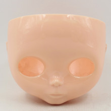 Free Shipping Top discount  DIY Accessories Nude Blyth Doll's no make-up pink face plate Doll  special price cheap offer