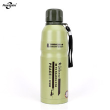 Navigate 2017 Vacuum Flasks Thermos Stainless Sport Drinking Water Bottle Thermal Cup 500mL 850ml Cute Travel Mugs Water Barrel