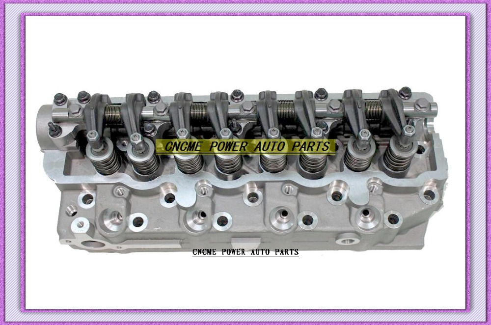 4D56 4D55 Cylinder Head Assembly For Ford Bronco Ranger For Mitsubishi Montero Pajero L300 For Hyundai H1 H100 MD185918 908 611 (6)