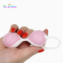 Buy ORISSI Vaginal Balls Trainer Sex Toys Silicone Ben Wa Balls Vagina Tightening Kegel Exerciser Geisha Love Ball Sex Products