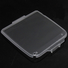 10pcs/lot Hard Plastic Film LCD Monitor Screen Cover Protector for N D200 BM-6 free shipping