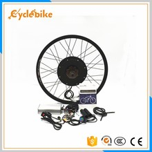 Rear Wheel 48V 1000W Electric Battery Powered Bicycle Motor Conversion Kit