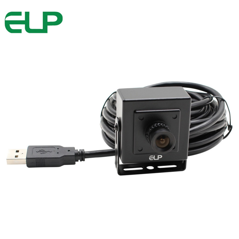 1080p 30fps/60fps/120fps OV2710 Cmos Mini Black and White Monochrome Usb Camera for Android Linux Raspberry pi Windows MAC OS<br>