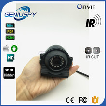 IR LED Car Rear View IP Network Camera 720P Backup Reversing Parking Rearview Cam Night Vision Waterproof For Truck Bus