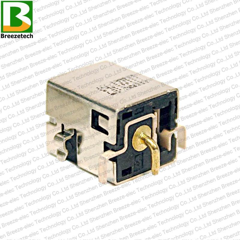 2X NEW Genuine AC DC POWER JACK SOCKET CONNECTOR FOR ASUS K53E K53S K53SD K53SV