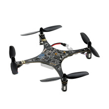 Original Crazepony 2.4G 4CH 3-Axis Gyro Open Source RC Quadcopter RTF Version Mini Drone for Student Maker Geeker