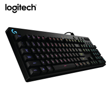 Logitech G810 Wired Gaming Laptop Gamer Original RGB Backlight Keybord Ergonomics Multimedia Computer Games Mechanical Keyboard