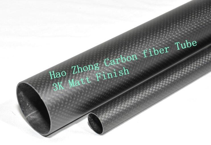 3 PCS 3K carbon Fiber wrap tube OD 8 mm ID 6 mm diameter x 1000mm rc plane 8*6*1000mm<br><br>Aliexpress