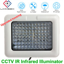 Lihmsek 80m IR distance 96 Leds IR Illuminators Infrared Light LED CCTV Camera Night-vision Fill Light for CCTV Security Camera(China)