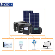 Bestsun Mono a Complete Set of Solar Power System 300W-500W for Home High Configuration(China)
