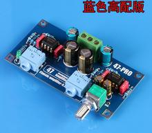 47 portable headphone amp kit pcb diy power amplifier parts production suite free shipping(China)