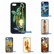 Luxury Corona Extra beer Phone Cases Cover For Apple iPhone 4 4S 5 5S 5C SE 6 6S 7 Plus 4.7 5.5 iPod Touch 4 5 6