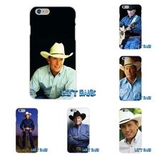 George Harvey Strait American music producer Soft Silicone TPU Transparent Cover Case For iPhone 4 4S 5 5S 5C SE 6 6S 7 Plus(China)