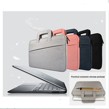 Zipper Computer Sleeve Case For Macbook Laptop AIR PRO Retina11 12 13 14 15 13.3 15.4 15.6 inch Notebook Touch Bar portable Bag